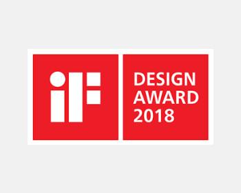 iF Design Award 2018 für die Serie der Gartenhandgeräte PASTEL
